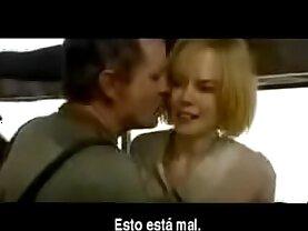 Nicole Kidman forced sex in Dogville