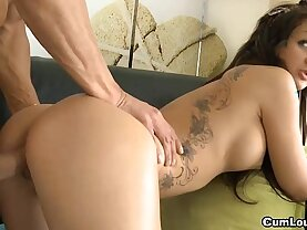 A Huge black monster Cock for an Awesome Latin Ass