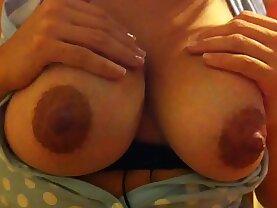 Great milking Tits